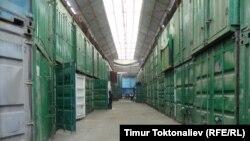 Вступление в ТС может опустошить контейнеры киргизских торговцев