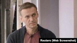 Ресейлік саясаткер Алексей Навальный.