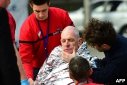 The attacks in Brussels killed dozens and left scores more injured.