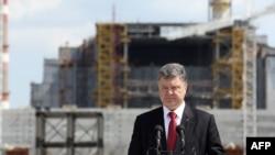 Петро Порошенко, раиси ҷумҳури Украина