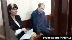 Алена Мельнікава і Юры Грушэцкі