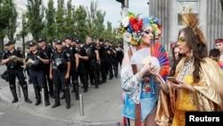 Марш рівності 23 червня в Києві відбувся за посилених заходів безпеки