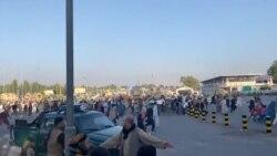 Skena kaotike nga aeroporti teksa afganët përpiqen të ikin