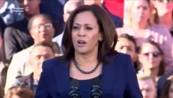 АҚШ: Демократ-сенатор Камала Ҳаррис президентлик кампаниясини бошлади