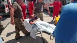 Після надскладного поранення – на лікування в Одесу