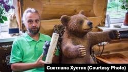 """Александр Староверов, житель """"Города Солнца"""""""