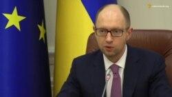 Яценюк викликає «на килим» до Порошенка Гонтарєву