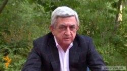 Ընդդիմադիրները «իրականությունից կտրված» են համարում Սերժ Սարգսյանի պնդումները