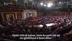 Fjalimi vjetor i Trumpit në Kongresin amerikan