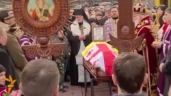 La Kiev au avut loc funeraliile jurnalistului ucrainean Heorhiy Gongadze