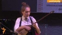 Казахская музыка в этнических диаспорах