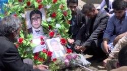 La Kabul au avut loc funeraliile jurnalistului REL/RL Sabawoon Kakar