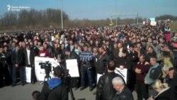 Protest poljoprivrednika u Gradiški