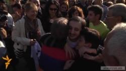 Տիգրան Առաքելյանը ազատ արձակվեց դատարանի դահլիճից