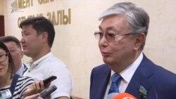 Отголоски: Токаев объяснил свои слова о «выборах без Назарбаева»