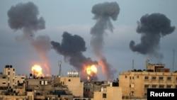 Najmanje 24 poginulih u napadima na Gazu