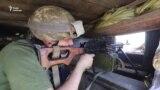 Спалені хати, ворожий снайпер і бої у звільненому Південному (відео)