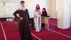 В Киеве отметили всемирный день хиджаба