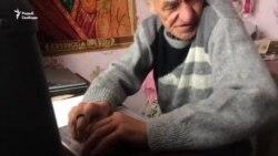 Інвалід зроку Андрэй Гурбановіч піша вершы і музыку незвычайным спосабам