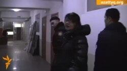 Гузяль Байдалинова оставлена под арестом