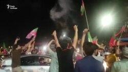 У Пакистані святкують прихильники кандидата у прем'єри Імрана Хана