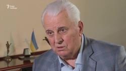 Леонід Кравчук про мову: «Що вигнати з окопу тих, хто розмовляє російською?» (відео)