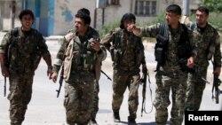 ABŞ Suriyadakı YPG-ni səmərəli döyüş qüvvəsi kimi tanıyır