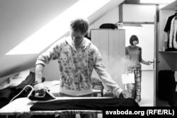 Андрэй Уразаў пачынаў у «Свабодным тэатры» з бэкстэйджу — тэхнічнай арганізацыі