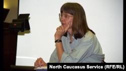 Америка-Джоанна Николс, лингвист, 2010 соналъул 25 май.