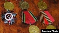 Ордена и медали Второй мировой войны