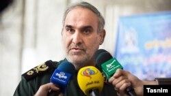 علیاصغر گرجیزاده، فرمانده سپاه حفاظت انصارالمهدی، اخیراً در یک برنامه تلویزیونی در ارتباط با حملات تهران شرکت کرده بود.