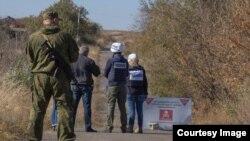 Напередодні президент України заявив, що розведення сил у Петрівському повинне початися 4 листопада