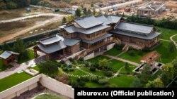 Дом главы Минобороны Сергея Шойгу в Барвихе
