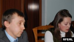 Procurorul și victima: Dorin Popovici și Oxana Radu