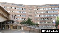 Yerevanda tibb mərkəzi