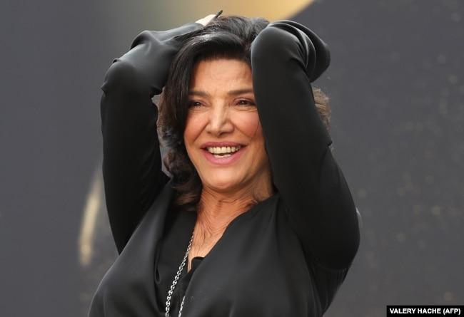 در حاشیه جشنواره مونتکارلو در بهار ۲۰۱۷