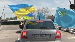 Мустафа Джемілєв повернувся до Криму