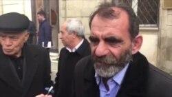 """""""Ora gələnlərin niyyəti döymək olub"""""""