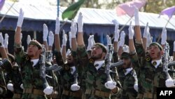 Iran's Revolutionary Guards (file photo)