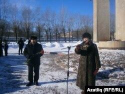 Факил Сафин һәм Роза Хәмидуллина