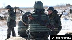 Навчання артилеристів Національної гвардії, архівні фото