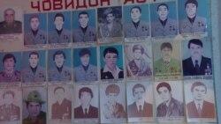 Таджикские ветераны вспоминают войну в Афганистане