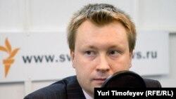 """Николай Алексеев - лидер движения """"Московский гей-прайд"""""""