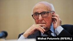 Presidenti i Tribunalit Ndërkombëtar për Krime të Luftës për ish-Jugosllavi Theodor Meron
