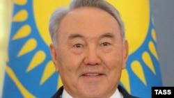 Президент Казахстана Нурсултан Назарбаев. 19 декабря 2012 года.