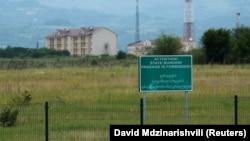 რუსეთის სამხედრო ბაზა საოკუპაციო ხაზის სიახლოვეს