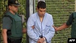 محمد حولی شملال ۲۱ ساله یکی از چهار مظنون حملات اخیر