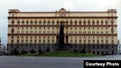 Здание КГБ на Лубянке