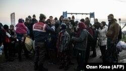 Սիրիացի և աֆղանստանցի փախստականները Թուրքիայում, արխիվ