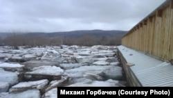 Лёд и паводки в Алтайском крае